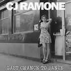 Last Chance to Dance [PA] [Digipak] by C.J. Ramone (CD, Nov-2014, Fat Wreck Chords)