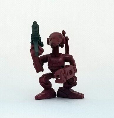 "Lot5x Star Wars Playskool Galactic Heroes C3PO Foot Droid hasbro 2.5/"" Figure toy"