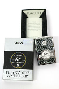 Zippo-Playboy-60th-Anniversary-Limited-Edition-5130-6000