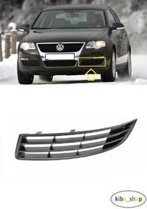 RIGHT VW PASSAT B6 2005-2010 FRONT BUMPER FOG LIGHT LAMP GRILL COVER LEFT