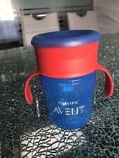 Philips Avent Trinklernbecher rot ab 9 m 260 ml SCF782-00