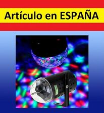 MULTI PROYECTOR luces laser colores rojo verd automatico efecto fiesta discoteca