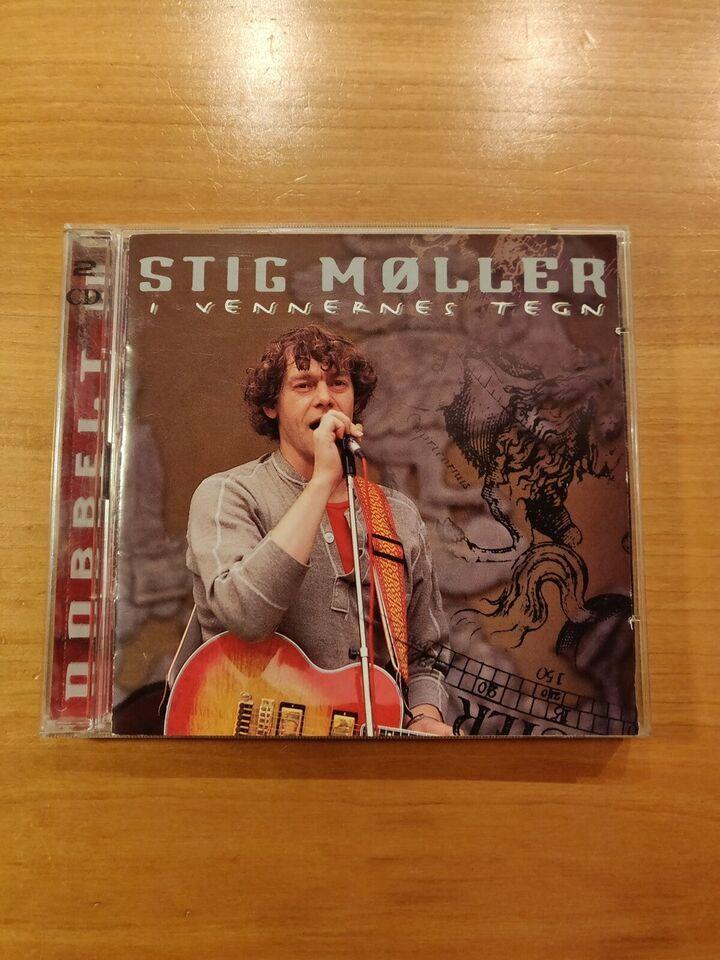 Stig Møller: I Vennernes Tegn, rock