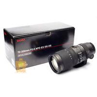Boxed Sigma Apo 70-200mm F2.8 Ex Dg Os Hsm Lens Canon Mount