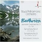 Ludwig van Beethoven - Beethoven: Leonore Overture No. 3; Symphony No. 2; Symphony No. 5 (1991)