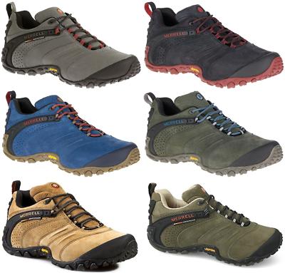 MERRELL Chameleon II LTR J80549 Outdoor Hiking Trekking Trainers Shoes Mens New
