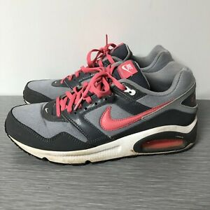 Details about Nike Air Max Navigate GS Running Shoes Grey Pink White 458897 060 Size 7Y