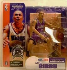 McFarlane Sports NBA Basketball Series 3 Mike Bibby Variant Action Figure New