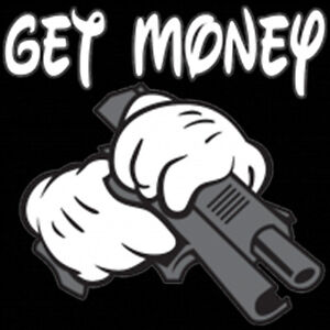 Image Is Loading Get Money Cartoon Mickey Mouse Hands Holding A