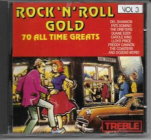 Rock-039-N-039-Roll-Gold-Vol-3-70-039-s-All-Time-Greats-CD