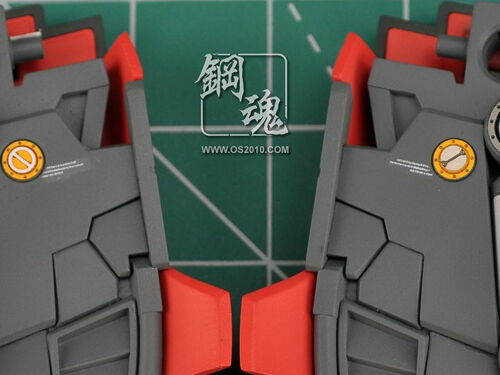 Detail up Part Metal Photo Etch Add on AW-010B for Gundam Weapon Thruster Model