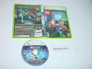 LEGO HARRY POTTER YEARS 1-4 game in case for Microsoft XBOX 360