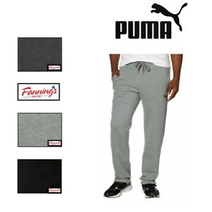 SALE-Puma-Men-039-s-Plush-Fleece-Sweatpants-Drawstring-Pant-SIZE-COLOR-VARIETY-D11