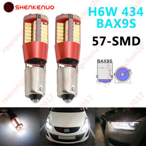 For Renault Megane MK2 Clear Halogen Xenon HID Parking Beam Side Light Bulbs