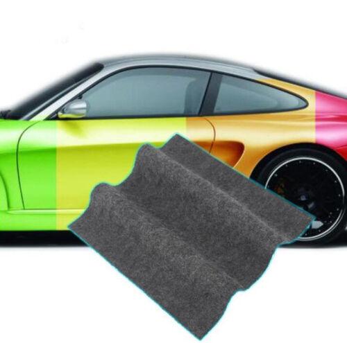 Hot increíble coche Eliminar arañazos borrador mágico paño rápido Fix herramienta de reparación de arañazos