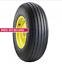 New-Tire-5-00-15-Carlisle-Farm-I-1-Rib-Implement-TT-4-Ply-5-00x15-ATD