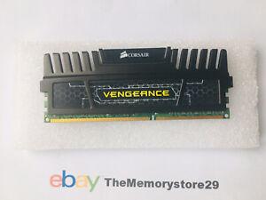 4-Go-Corsair-Vengeance-DDR3-PC-de-Bureau-Module-De-Memoire-RAM-PC3-12800-1600-MHz-DIMM