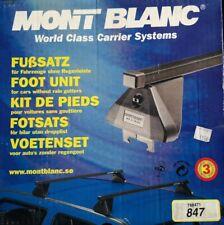 Mont Blanc 787046 Flex 2 3726 Foot Unit Pack