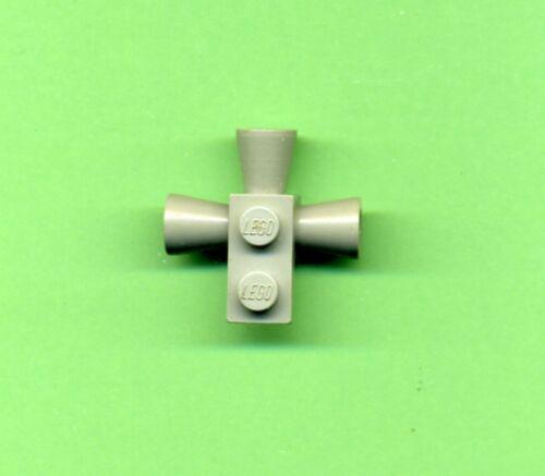 Lego--3963 Lautsprecher--Blaster--Grau// OldGray 3fach--2 x 1 Megaphone-