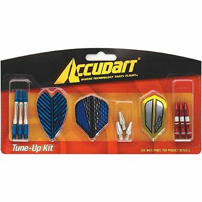 Tune Up Prices >> Accudart Tune Up Kit 3 Sets Flights 3 Sets Aluminum Shafts Wholesale Prices Ebay