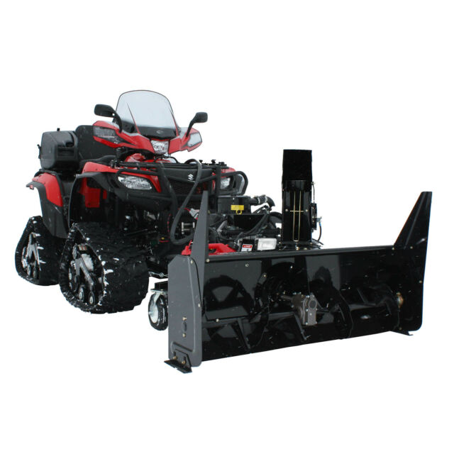 Bercomac Snowblower Premium 54 In 22HP Honda EPA Engine Berco Snow Blower  ATV