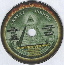 THE ILLUMINATI 2 - THE ANTICHRIST CONSPIRACY [DVD - 1h55m]