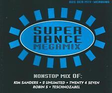 SUPER DANCE MEGAMIX Vol.1