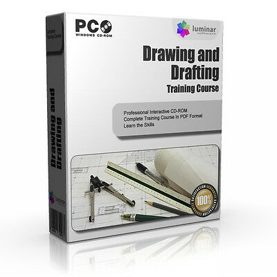 Drafting Technical Drawing Board Manual Training Learning Guide Course