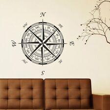Kompass Himmel Wandtattoo Wallpaper Wand Schmuck 50 cm