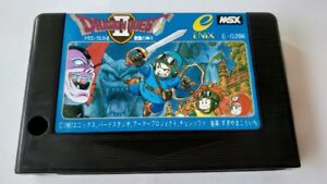 Dragon-Quest-2-Dragon-Warrior-MSX-MSX2-Action-Game-cartridge-only-tested-a426