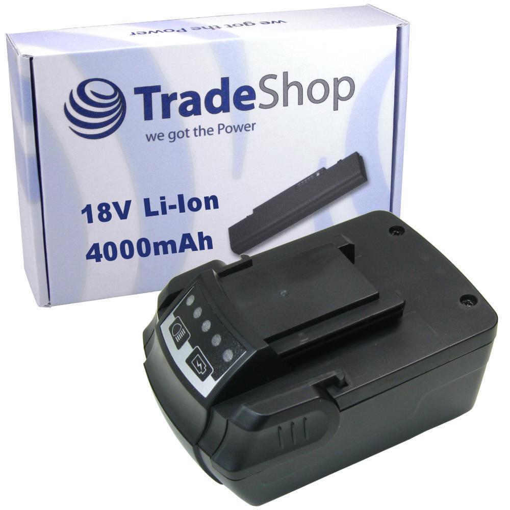 Hochleistungs Akku Li-Ion 4000mAh 18V ersetzt Kress APF 180/4.2 98044608