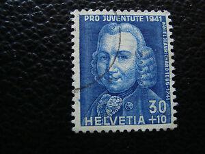 Switzerland-Stamp-Yvert-and-Tellier-N-374-Obl-A20-Stamp-Switzerland