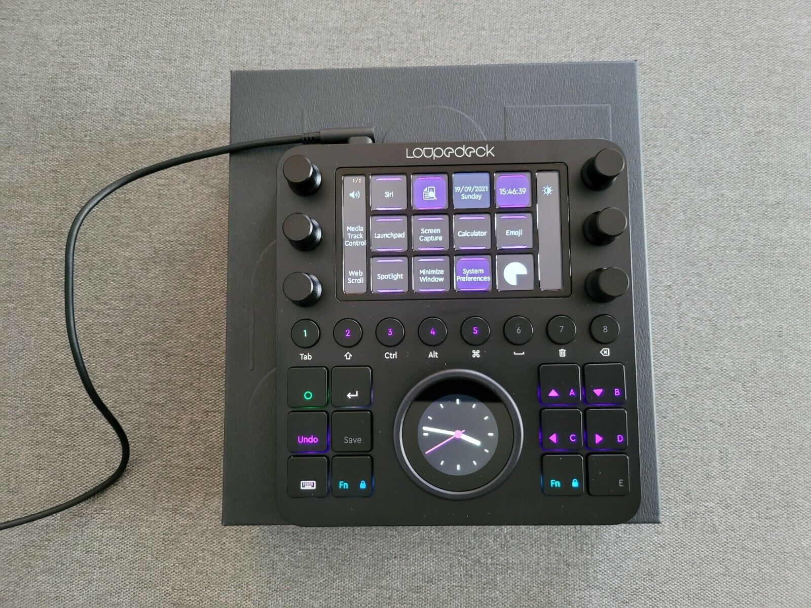 Loupedeck CT (brand new opened never used!)