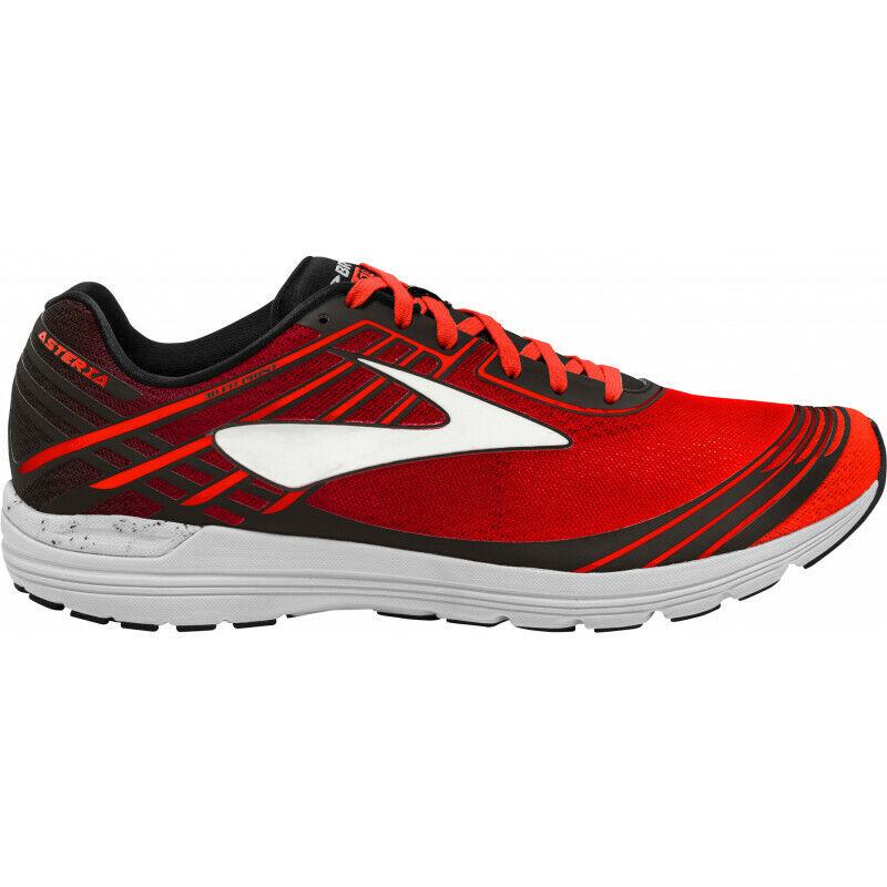 Tenis De Hombre Para Correr Mens Brooks Asteria-Rojo