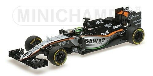 Minichamps F1 Force India VJM09 2016 Nico Hulkenberg 1 18