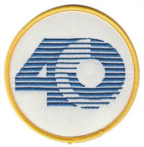 1985-los-Angeles-Carnero-NFL-Futbol-40TH-Ano-Aniversario-Parche-Willabee-No-Card