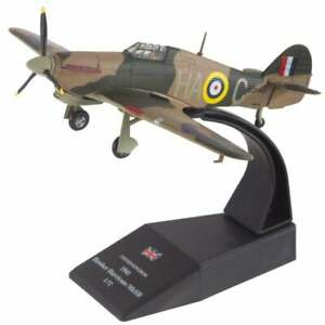 Humatt-RAF-Hawker-Hurricane-Mk-HB-1941-Diecast-Model-1-72-Brand-NEW-in-box