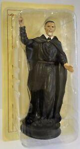 """Saints and Blesseds Saint Vincent de Paul 5"""" Figure Statue"""