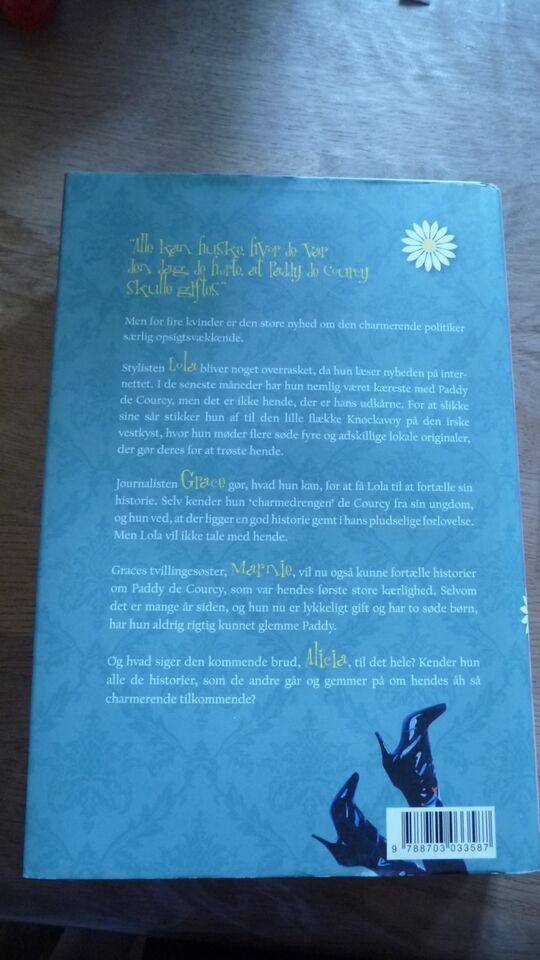 En chamerende mand, Marian Keyes, genre: roman