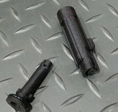 Airsoft Engenuity KWA Mega 308 mm Maten fibre de carbone buse réglable FPS
