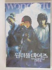 New Wonderful Days (Sky Blue) Movie DVD Anime Motion Picture Korean Animation R0