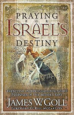 1 of 1 - Praying for Israel's destiny: intercession for God's purposes in the Middle
