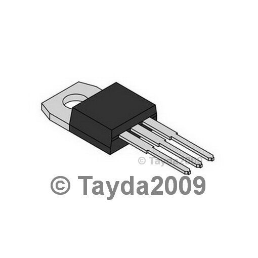 5 x L7812CV LM7812 L7812 Voltage Regulator IC + 12V