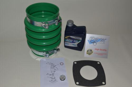 Repsatz Faltenbalg passend Wacker BS62Y und BS65Y inkl Papierdichtung