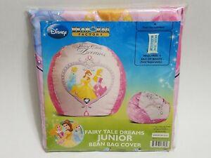 Admirable Details About American Furniture Alliance Junior Princess Fairy Tale Dreams Print Bean Bag Unemploymentrelief Wooden Chair Designs For Living Room Unemploymentrelieforg