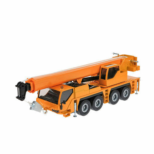 SIKU FIRE ENGINE MOBILE CRANE SU2110