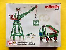 2843 Märklin m 100 1080 Großbaukasten 100/% neu mit OVP