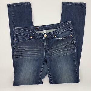 Lauren-Conrad-LC-Basic-Skinny-Denim-Jeans-Women-039-s-Size-6