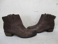add827878 item 2 Sam Edelman James Brown Leather Zip Ankle Western Boots Womens Size  6.5 M -Sam Edelman James Brown Leather Zip Ankle Western Boots Womens Size  6.5 M