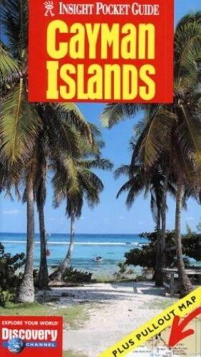 Cayman Islands Insight Pocket Guide, Very Good Books